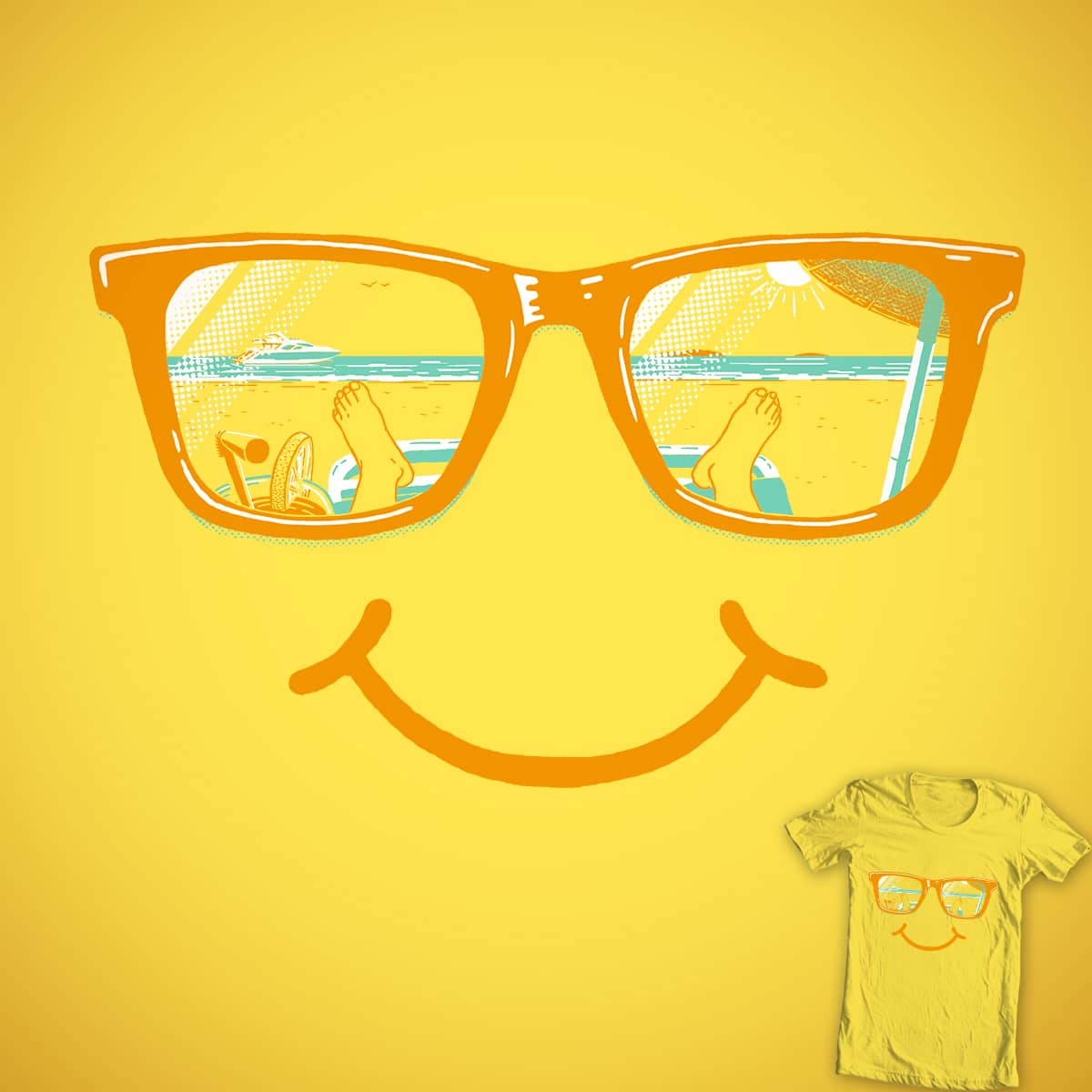 Nice View by c-royal on Threadless