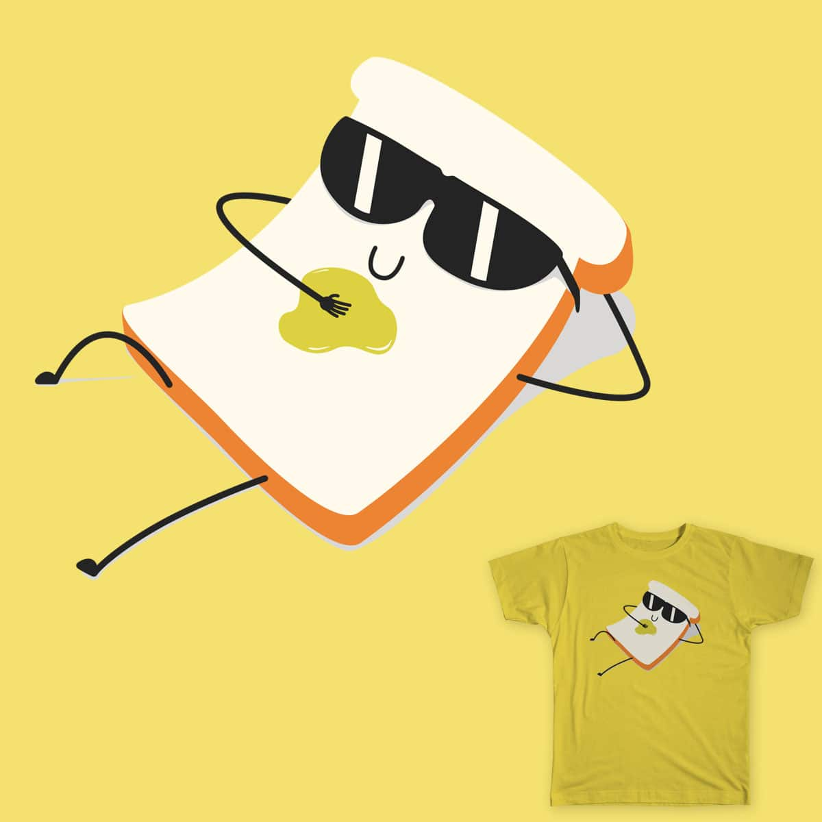Tanning time by dharksam on Threadless