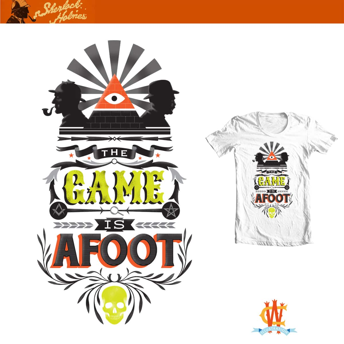 The Game by Wharton on Threadless