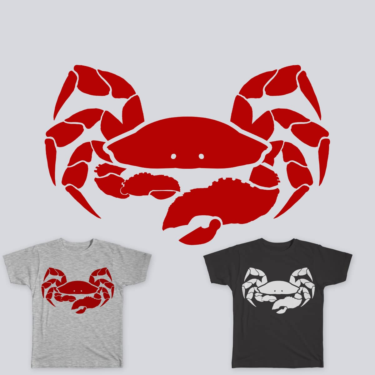 crab by Canuto_Aguilar on Threadless