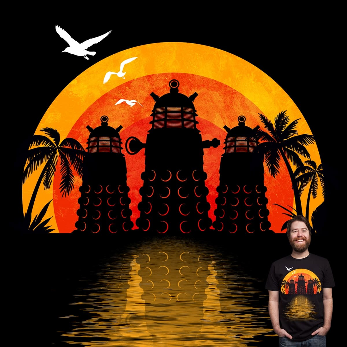 The Rise of Skaro by goliath72 and Joe Conde on Threadless