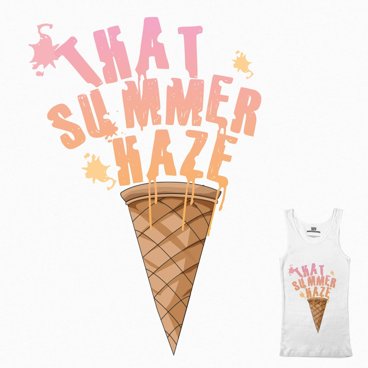 That Summer Haze by lgertzel on Threadless