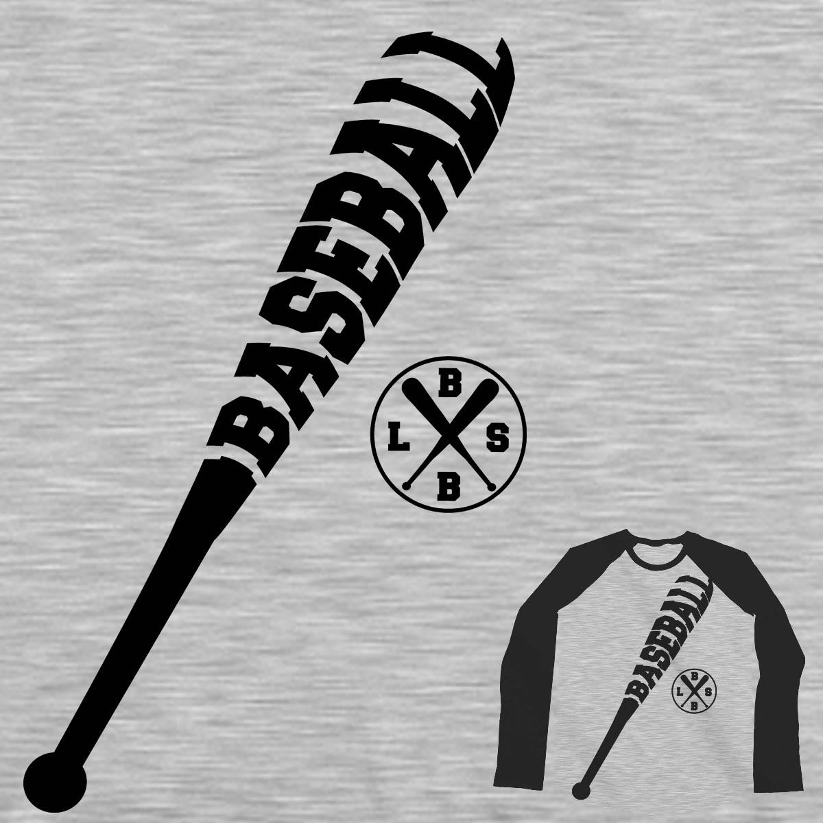 XBASEBALLX by gupikus on Threadless