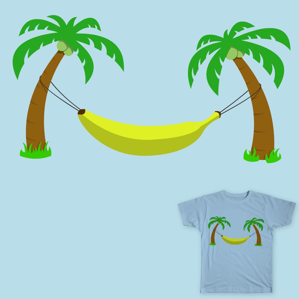 Banana Hammock by MoonShoesPatty on Threadless