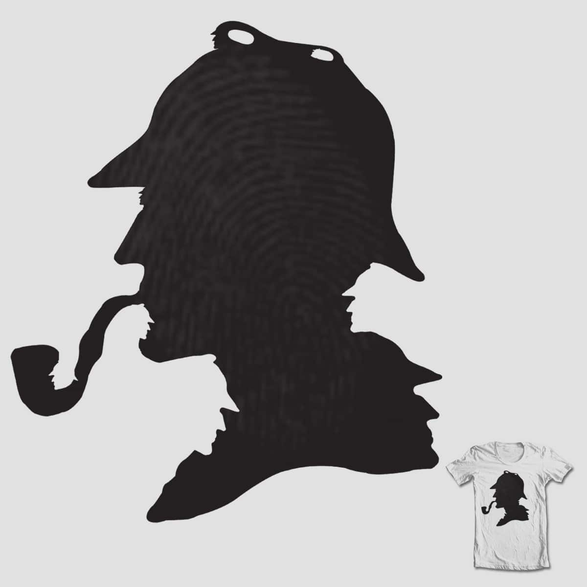 Sherlock 9 by gnob on Threadless