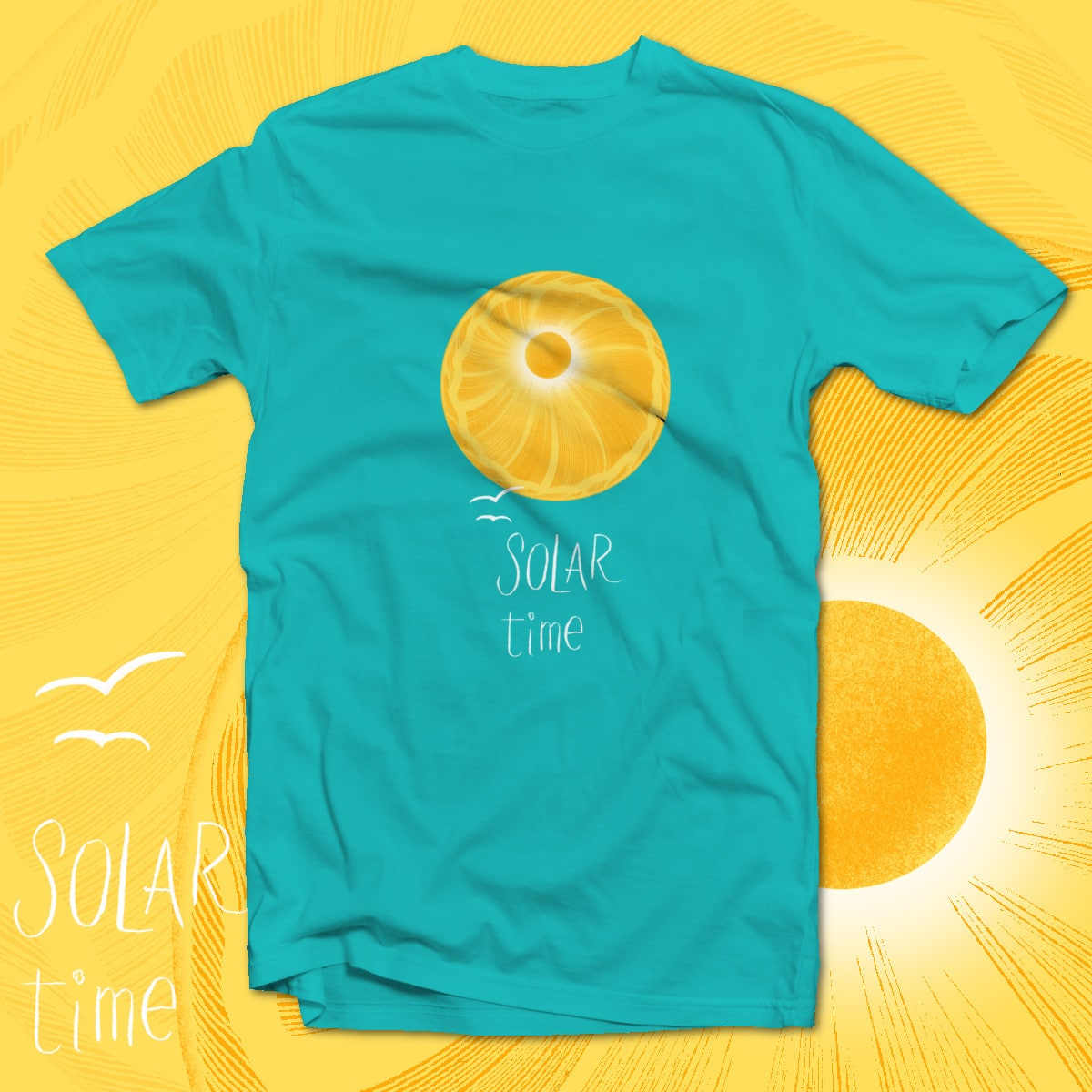 Summer is coming by hilektron on Threadless