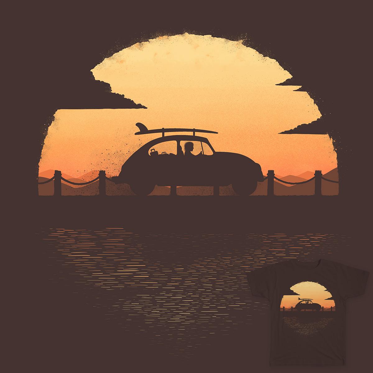 Summer Trip by martinosimani2 on Threadless