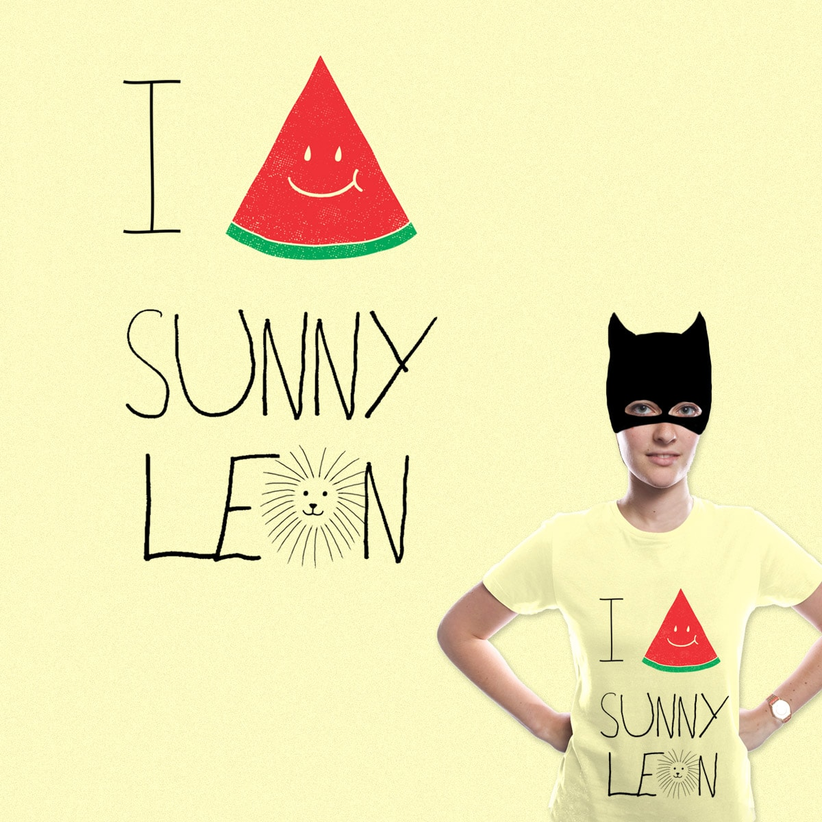 I Donut Like Sunny Day by kuli_grafis on Threadless