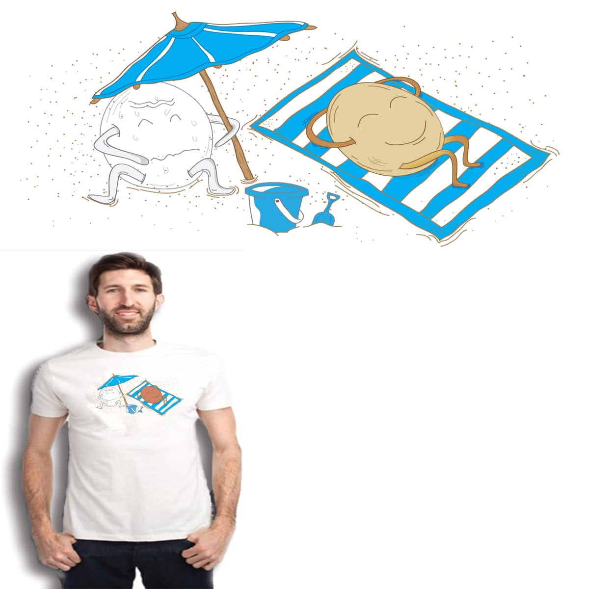 don't want to get burn by je14 on Threadless