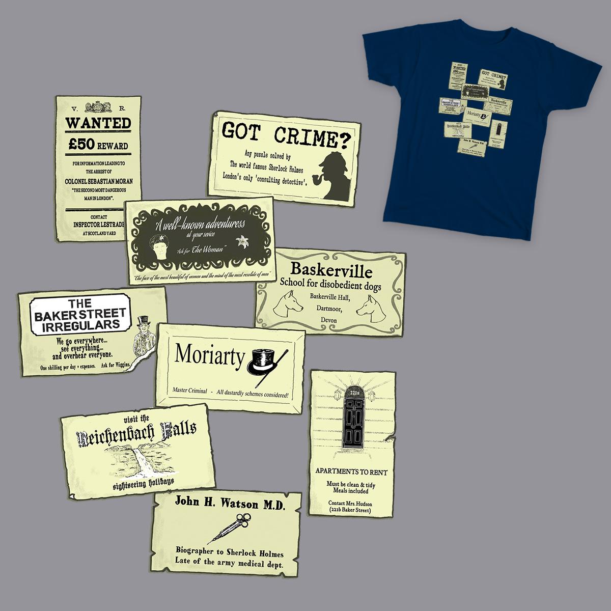 Victorian Calling Cards by Wonderlove on Threadless