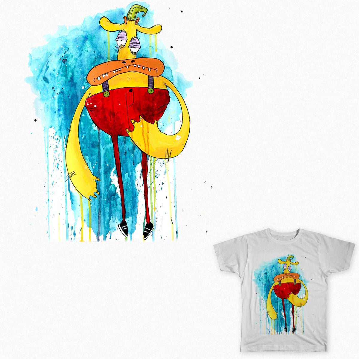 Heffer by jessieshungry on Threadless
