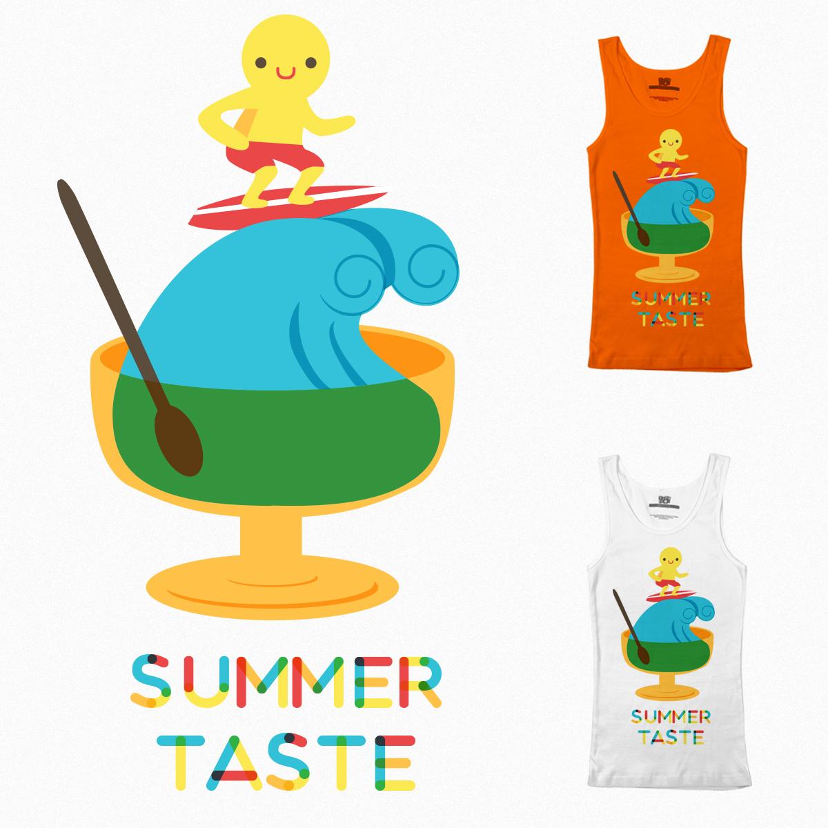 Summer Taste by itza.maturanaluco on Threadless