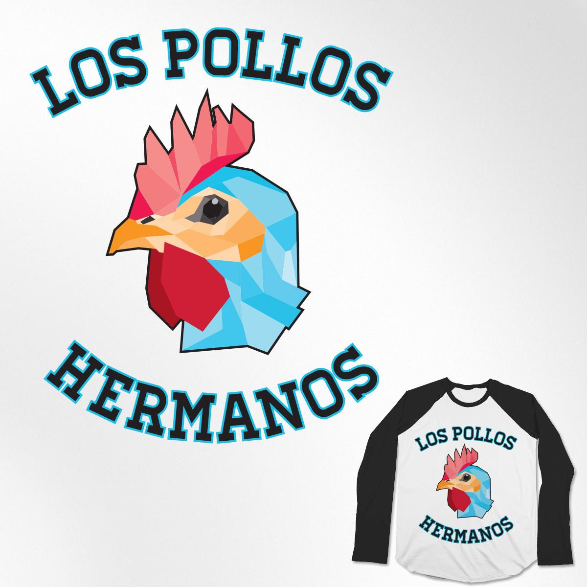 Los Pollos Hermanos by danielleevoigt on Threadless