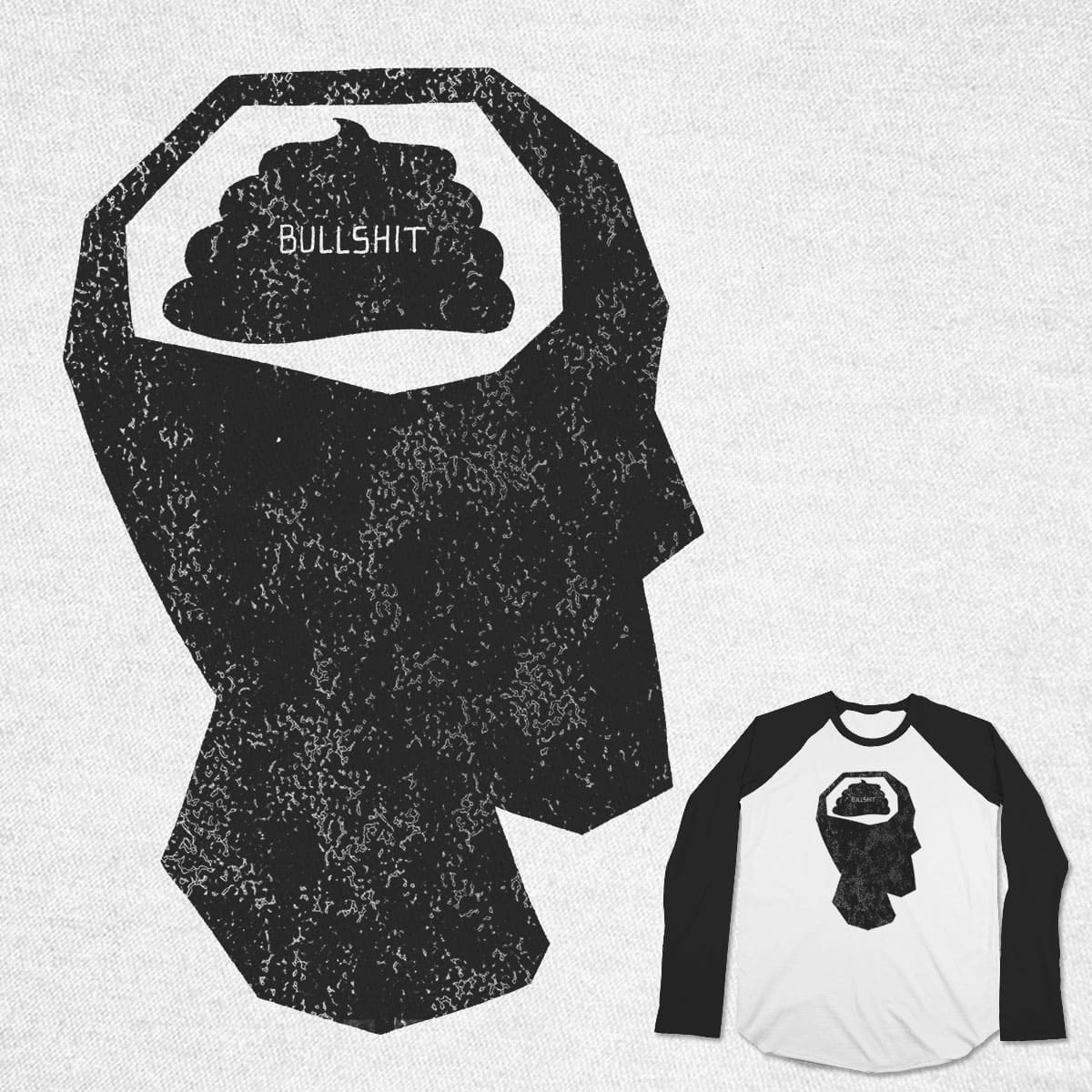 Don't Fill Your Head by SteveOramA on Threadless