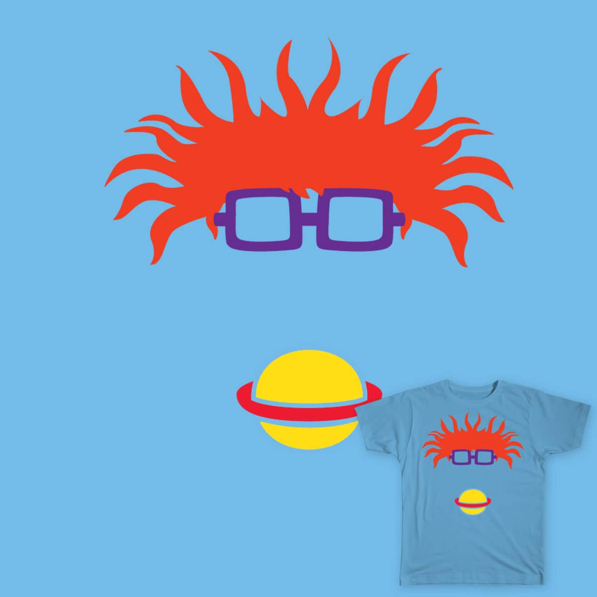 The Finster  by steeld65 on Threadless