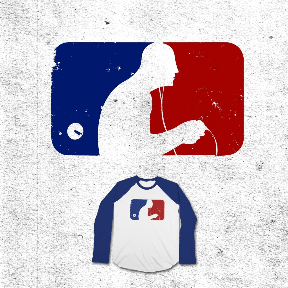 Major Gaming League by nyenyerejunior on Threadless