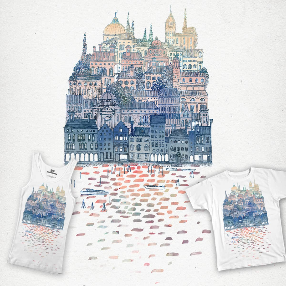 Serenissima by Fleck on Threadless