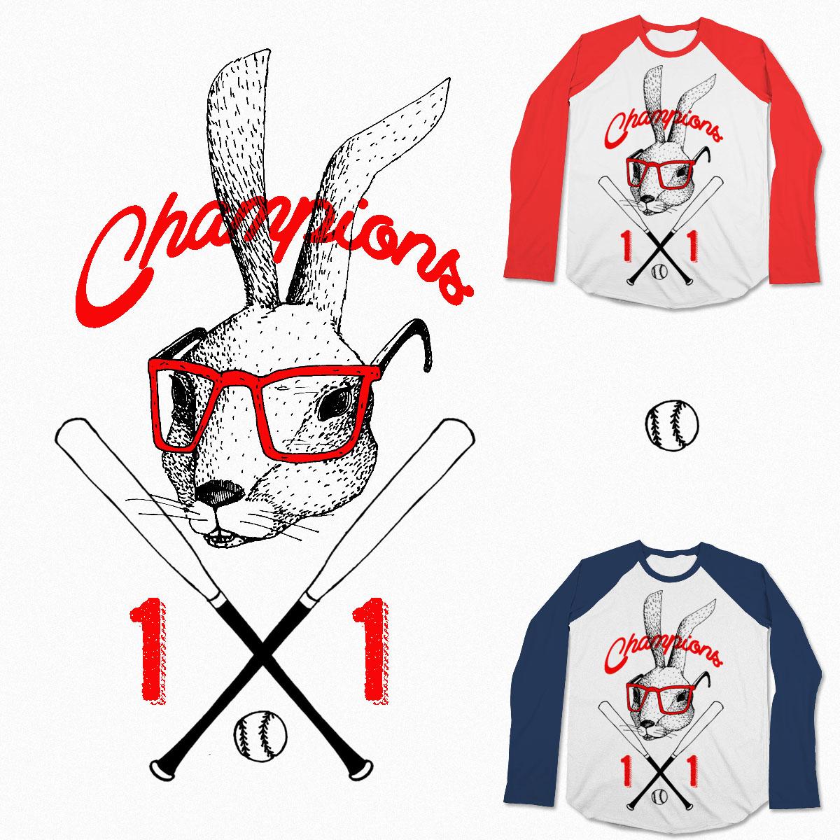 champions by anakayen on Threadless