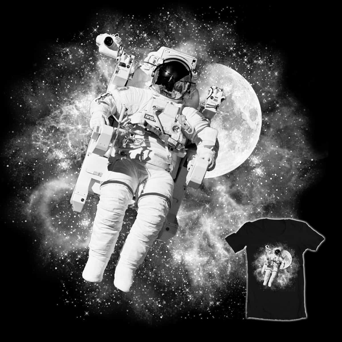 Lost in Space by PolySciGuy on Threadless