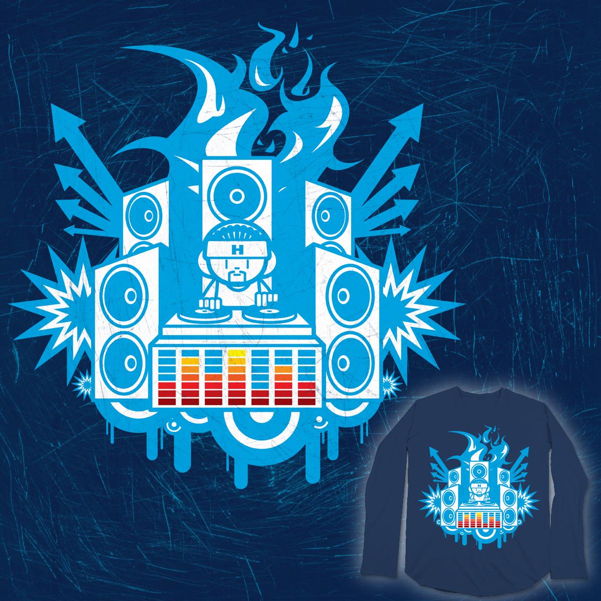 Yo! DJ! by hookeeak on Threadless