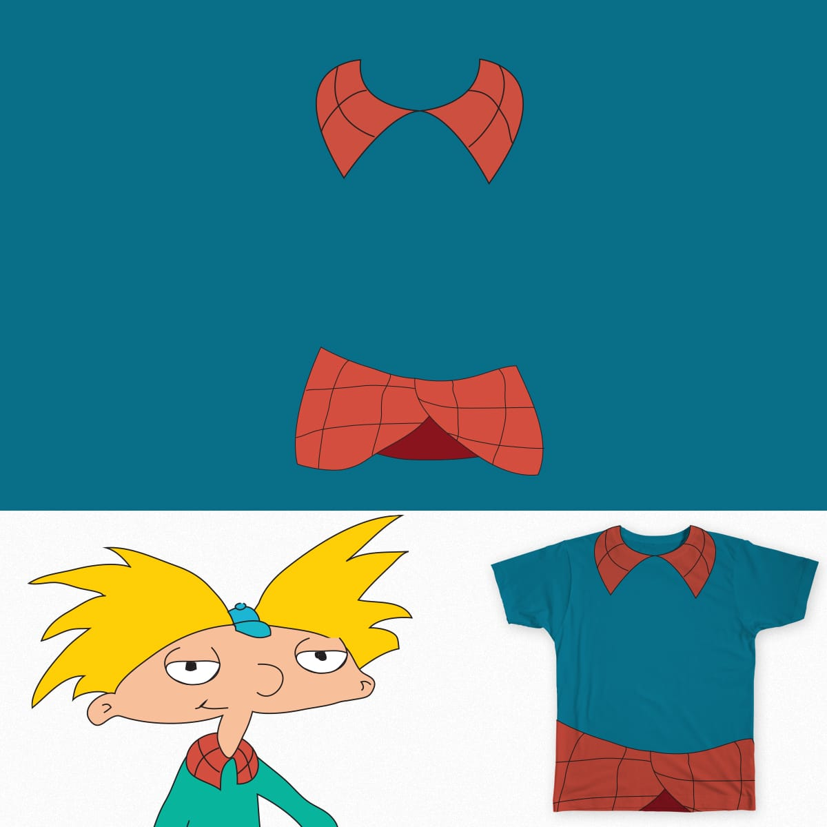 Arnold's shirt by emilyjbro on Threadless