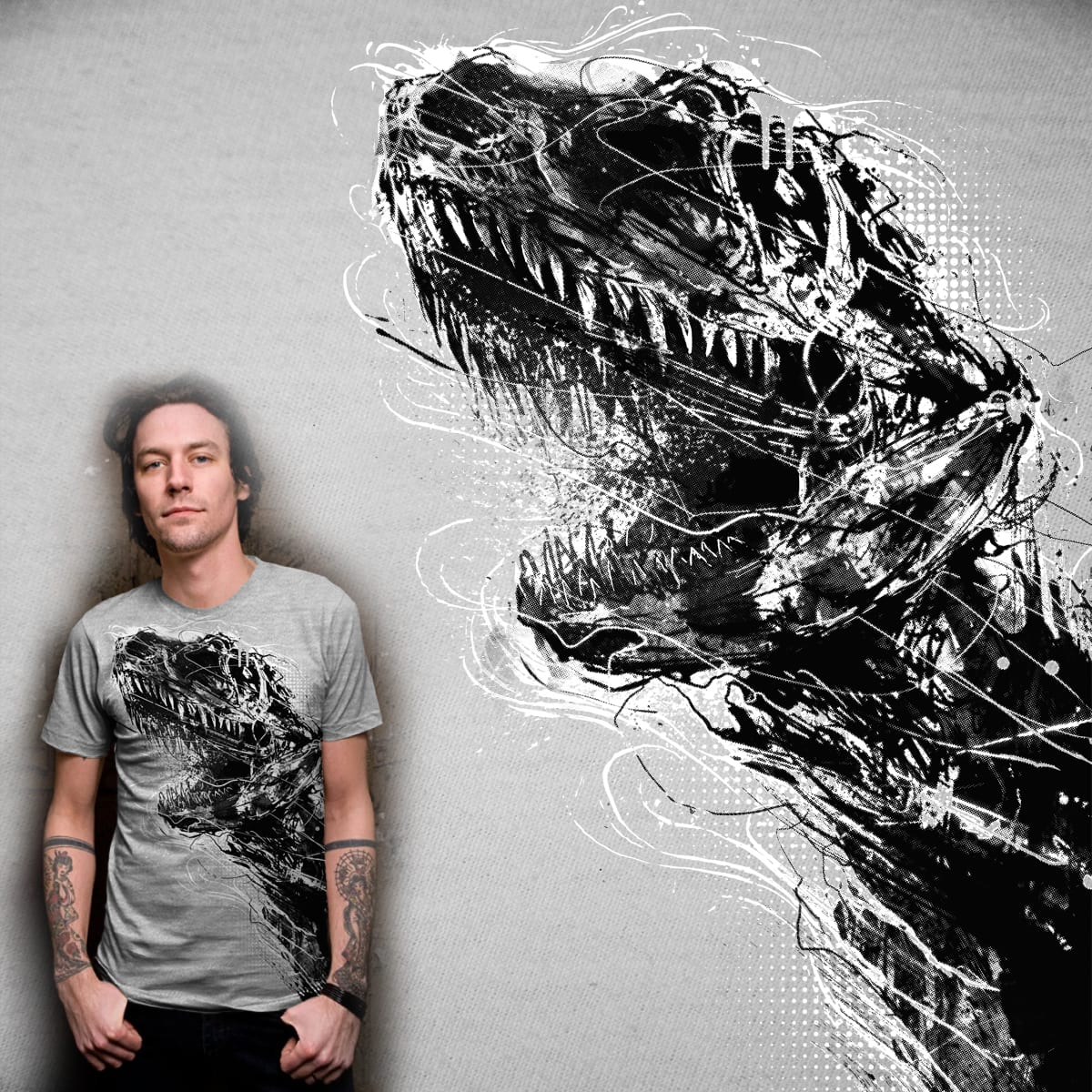 Killing machine by barmalisiRTB on Threadless