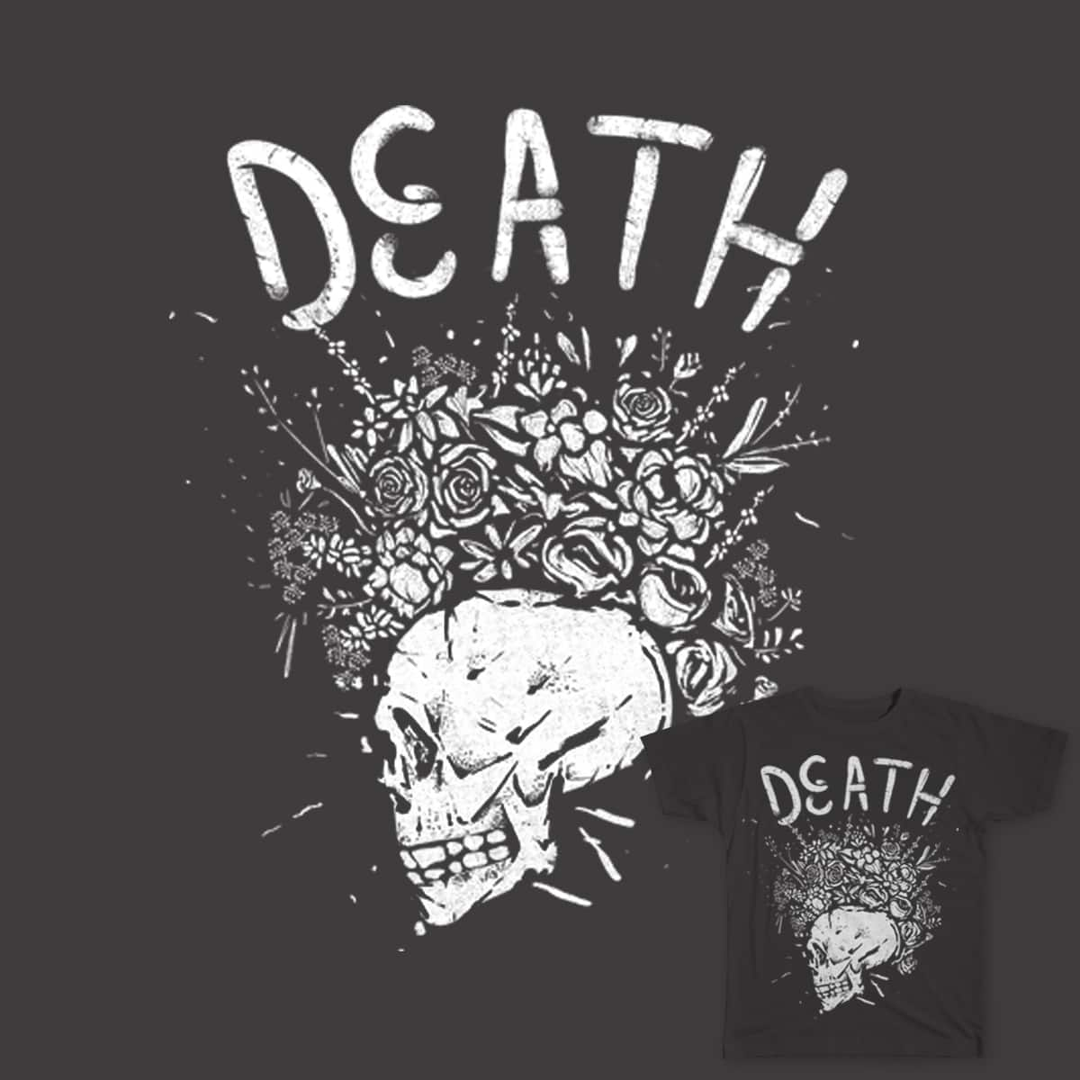 death by cortinasg on Threadless