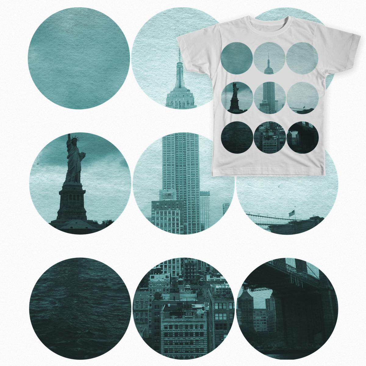 NYC Blues by GracieHB on Threadless