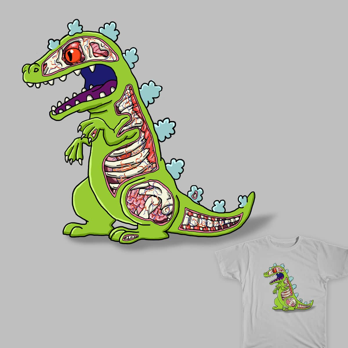 More than a Toy by tuckerpbrown on Threadless