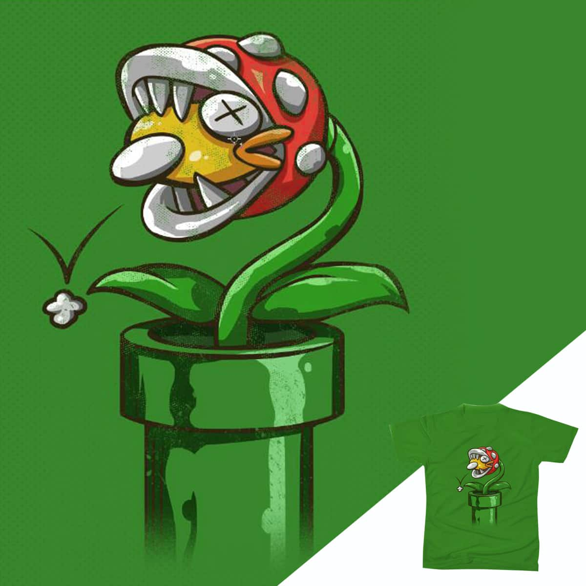 Wrong Pipe by dandingeroz and vptrinidad021 on Threadless