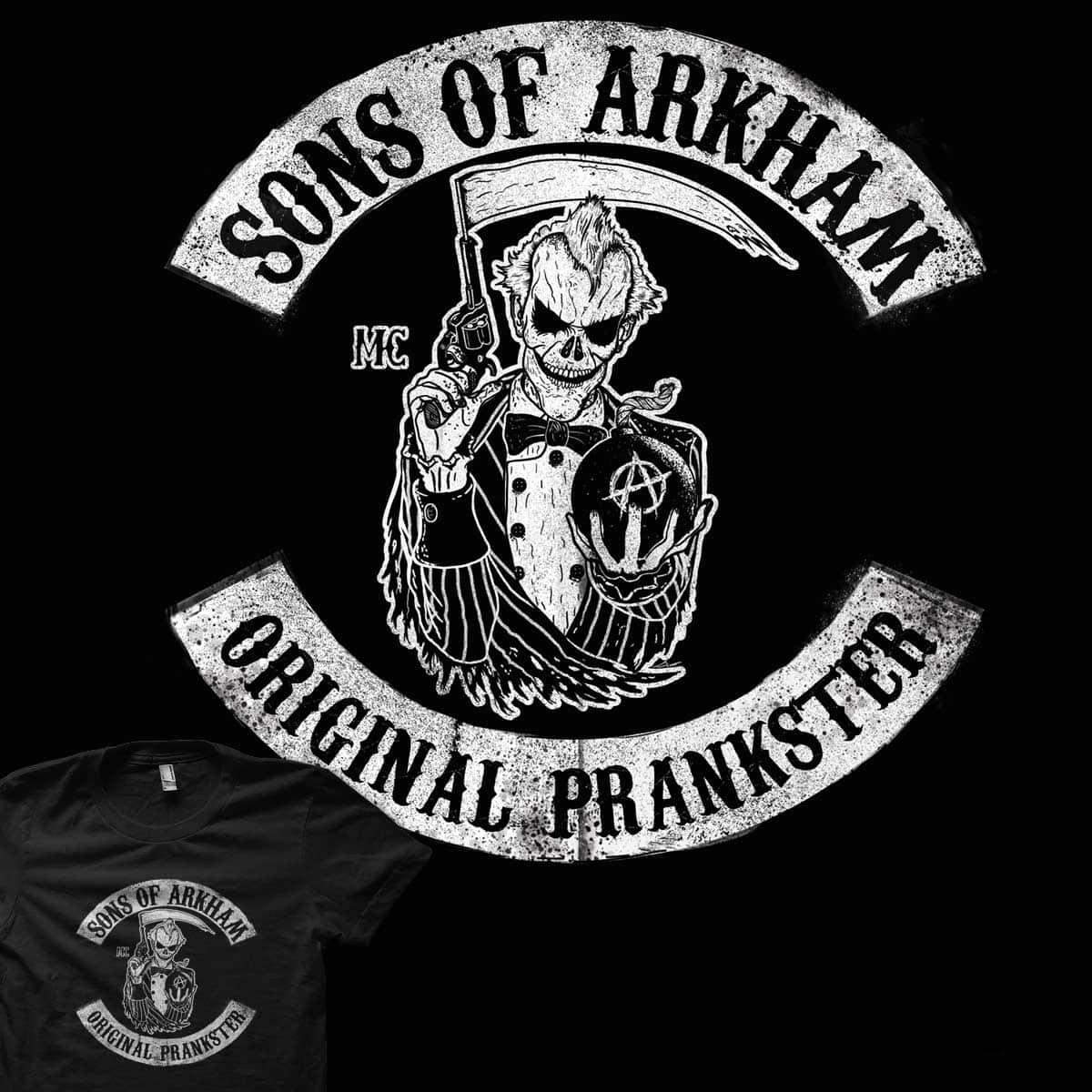 Sons Of Arkham by neilss1 on Threadless