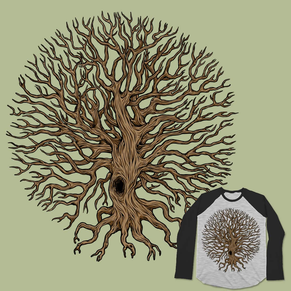 Autumn by theledexter on Threadless
