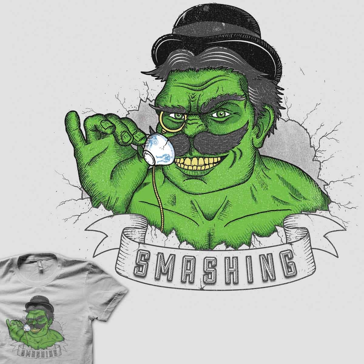 SMASHING by neilss1 on Threadless