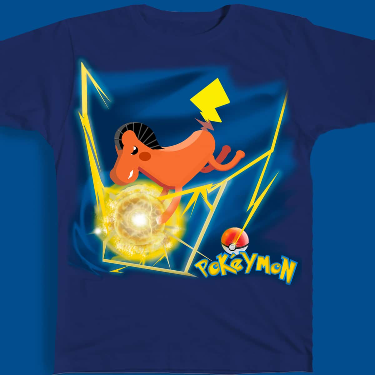 Pokeymon by scottsherwood on Threadless