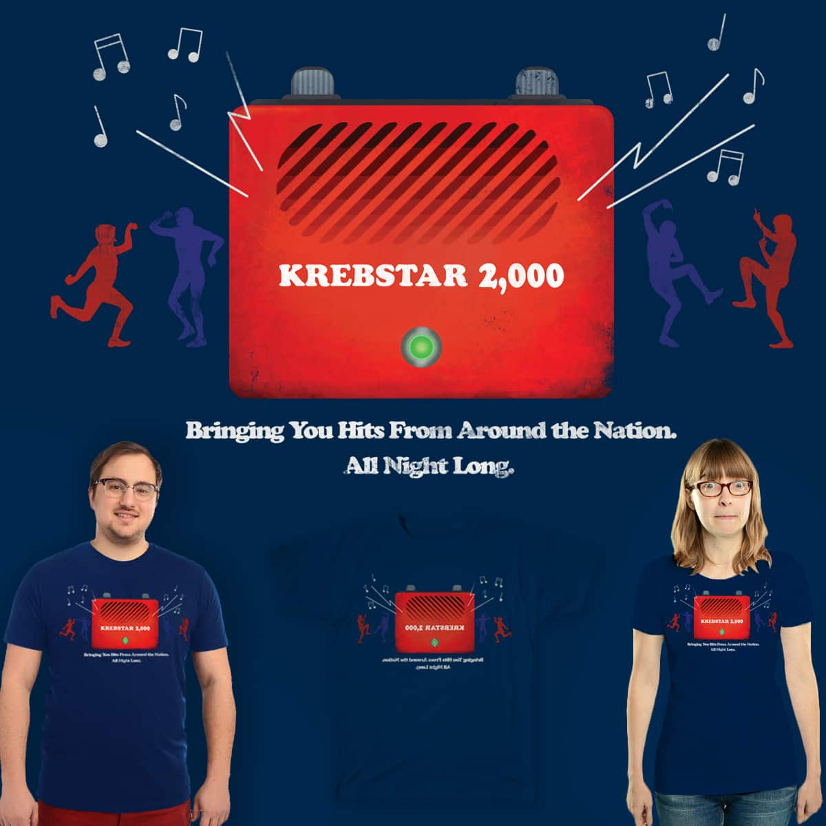The Krebstar 2,000 by Prescott_Girl on Threadless
