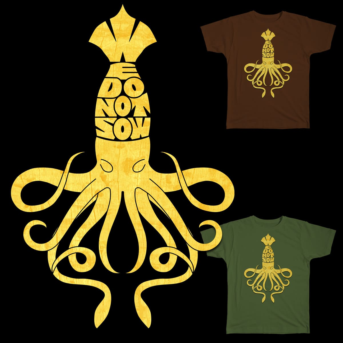 We Do Not Sow by savousepate on Threadless