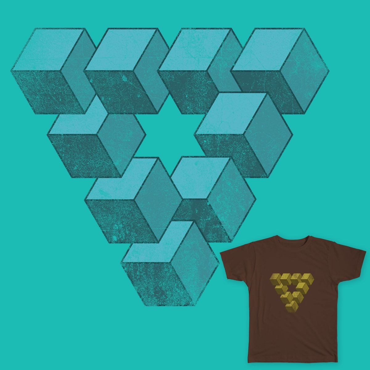 Impossible by EABirgisson on Threadless