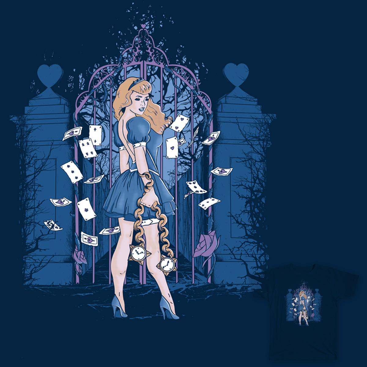 In my Wonderland by DonnieArt on Threadless