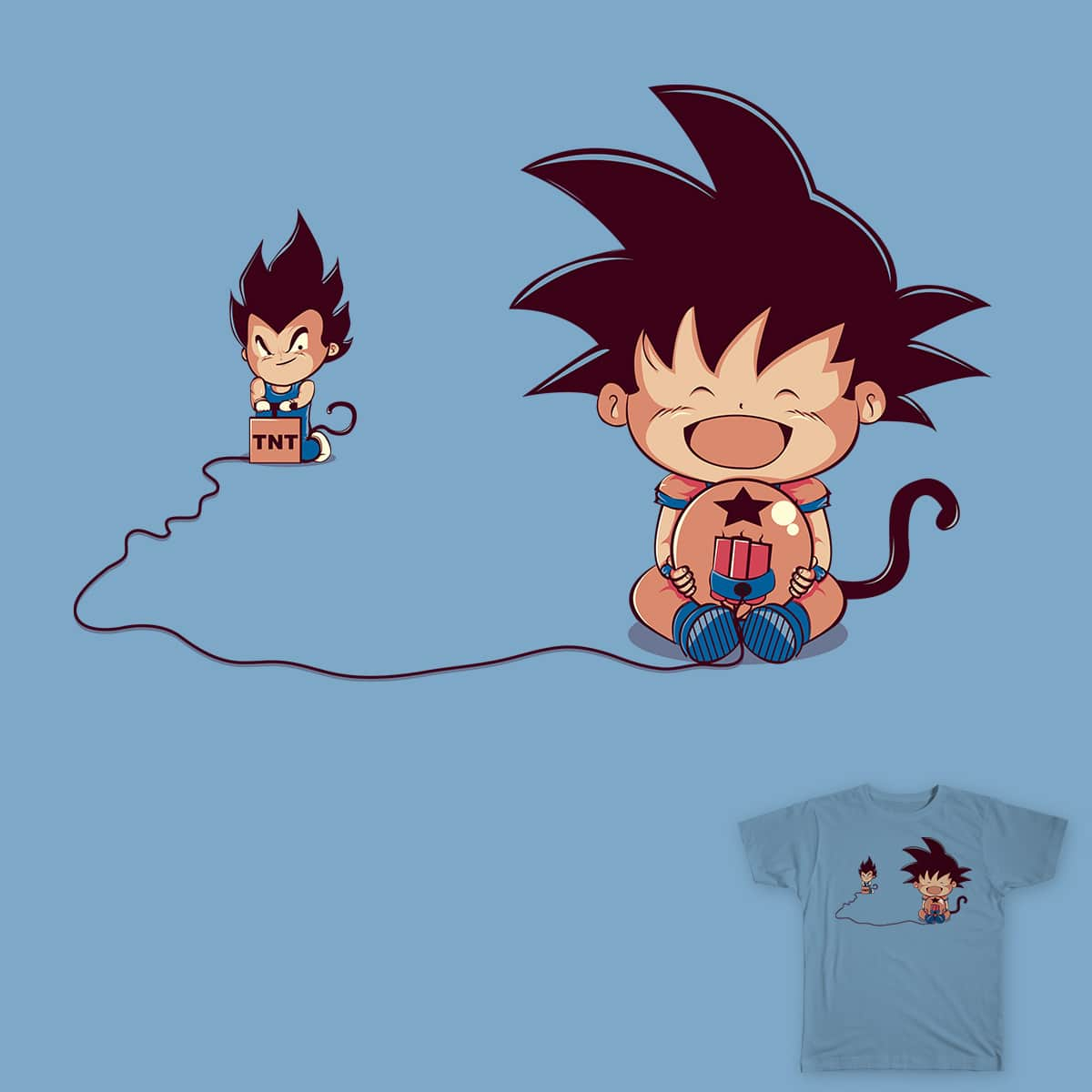 Revenge by DonnieArt on Threadless