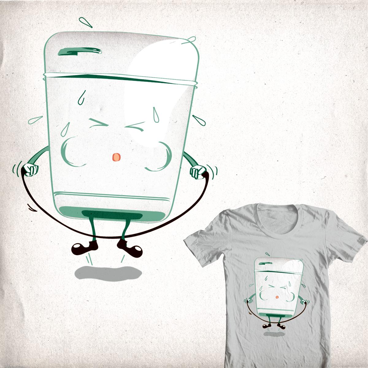Cooler by masslos.org on Threadless