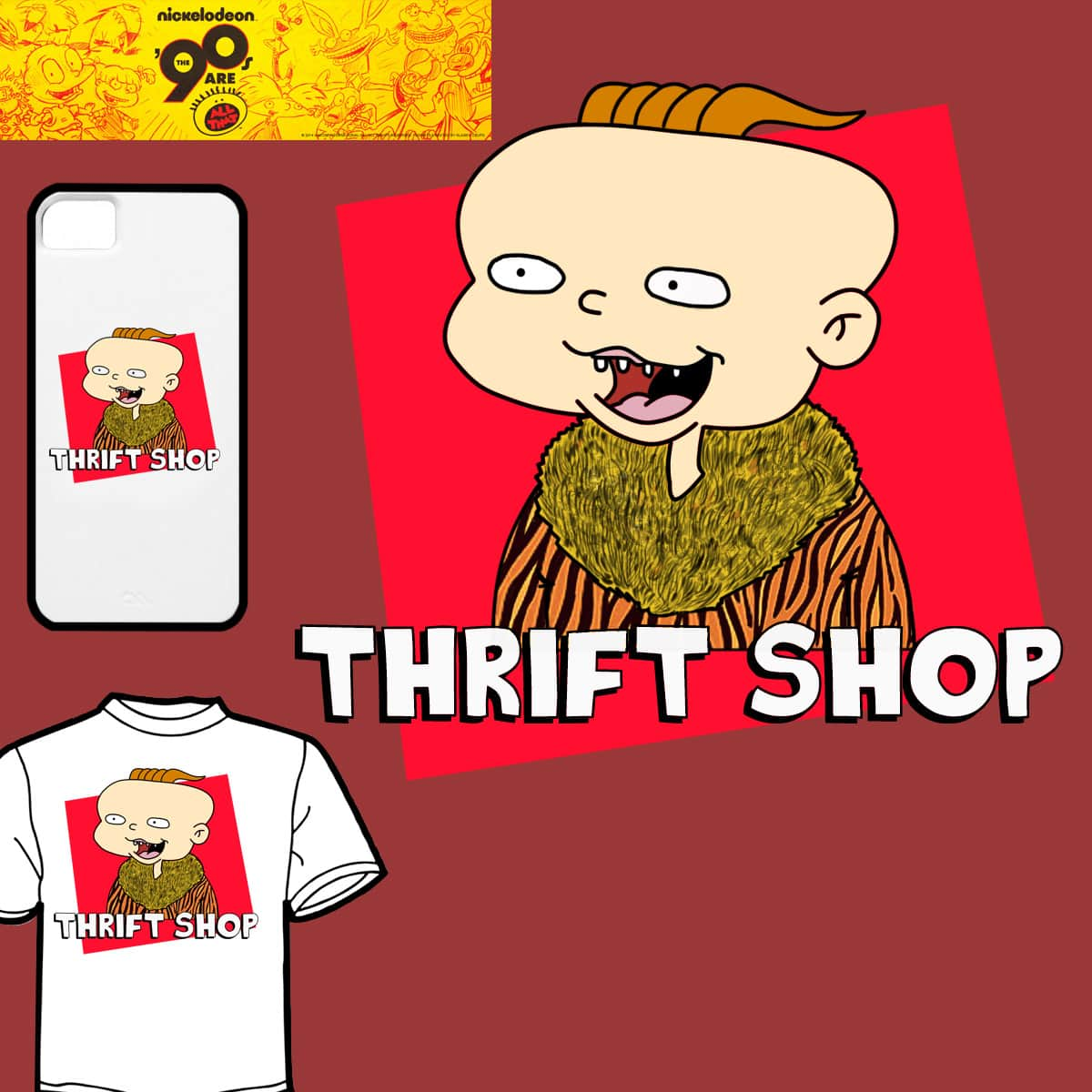 Phil has the style by Tomaha on Threadless