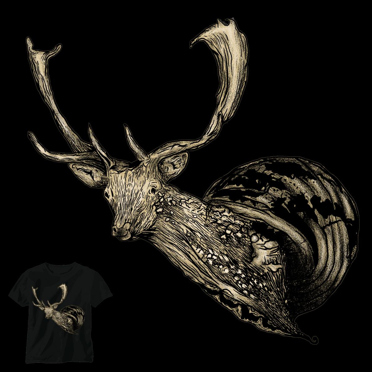 deerslugs by gupikus on Threadless