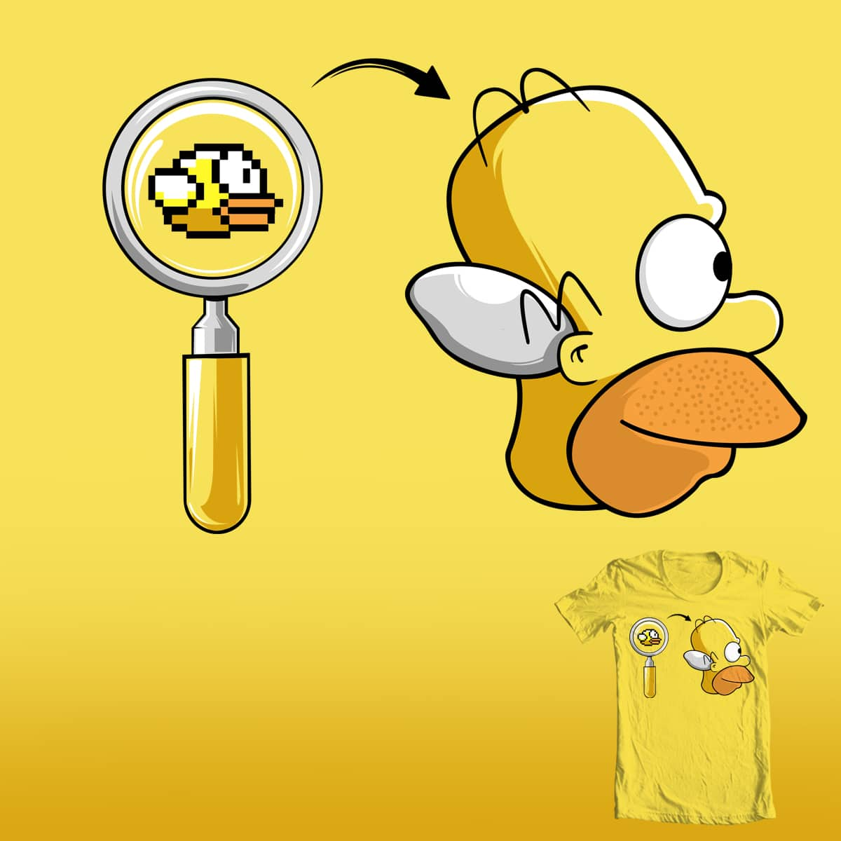 its HOMER! by mhiko23 on Threadless