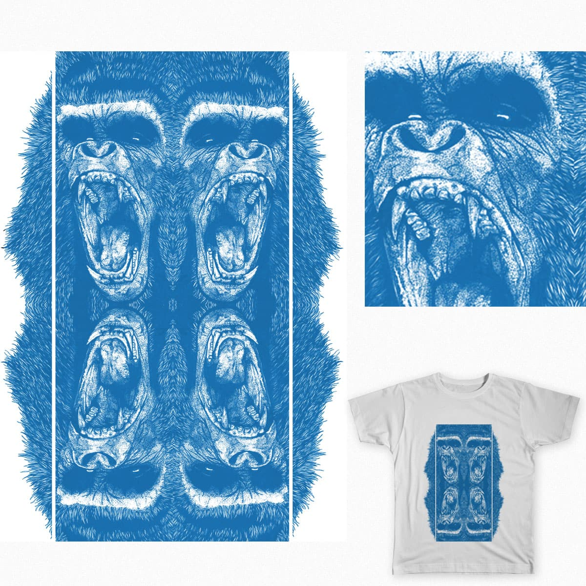 The Beast by ben.wills.33 on Threadless