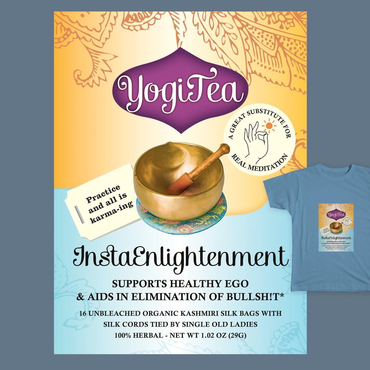 InstaEnlightenment Tea by inkypots on Threadless