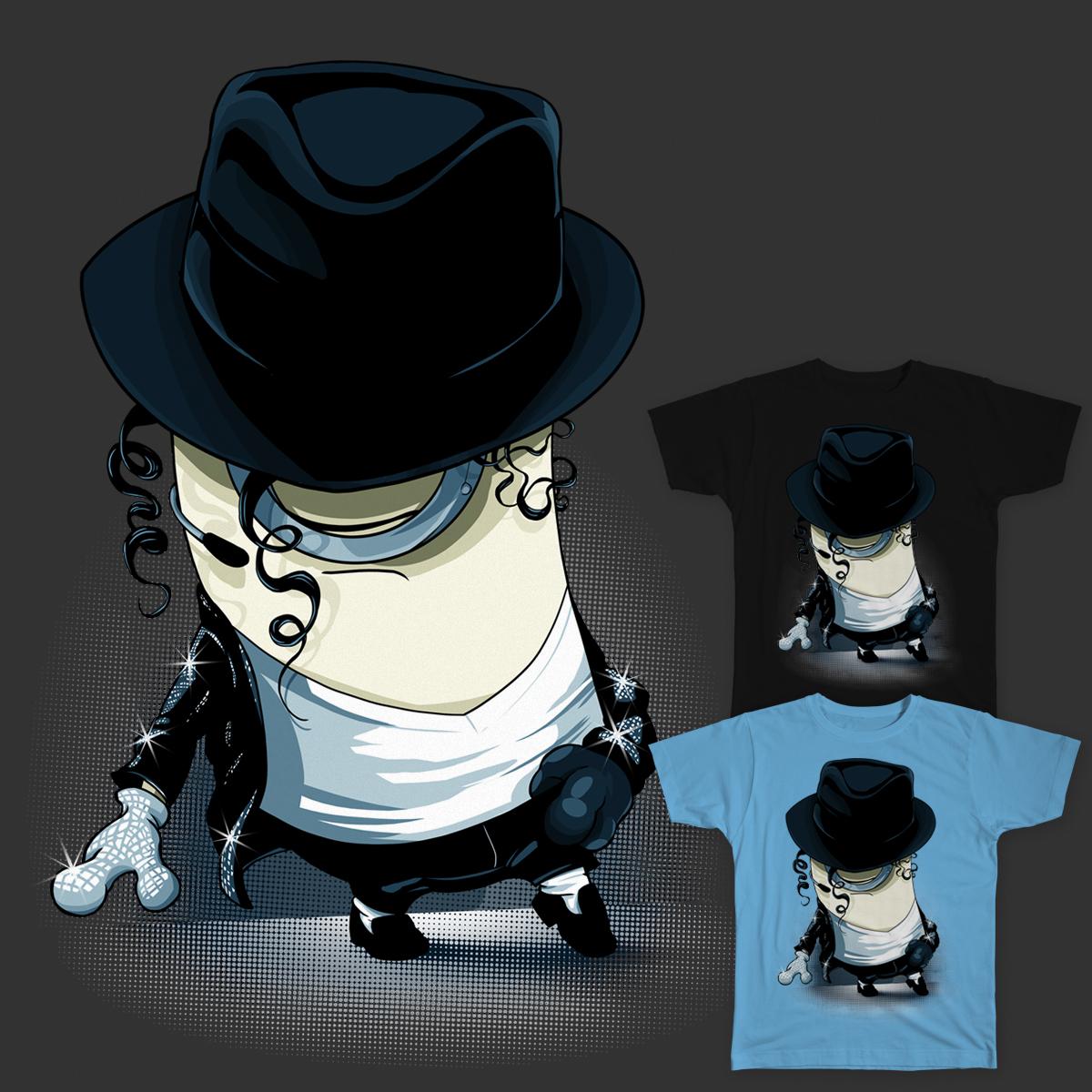 Minion Jackson by OKPDESIGN on Threadless