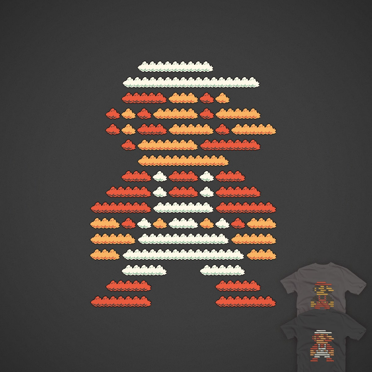 8-Bit Memory by JacquesMaes on Threadless
