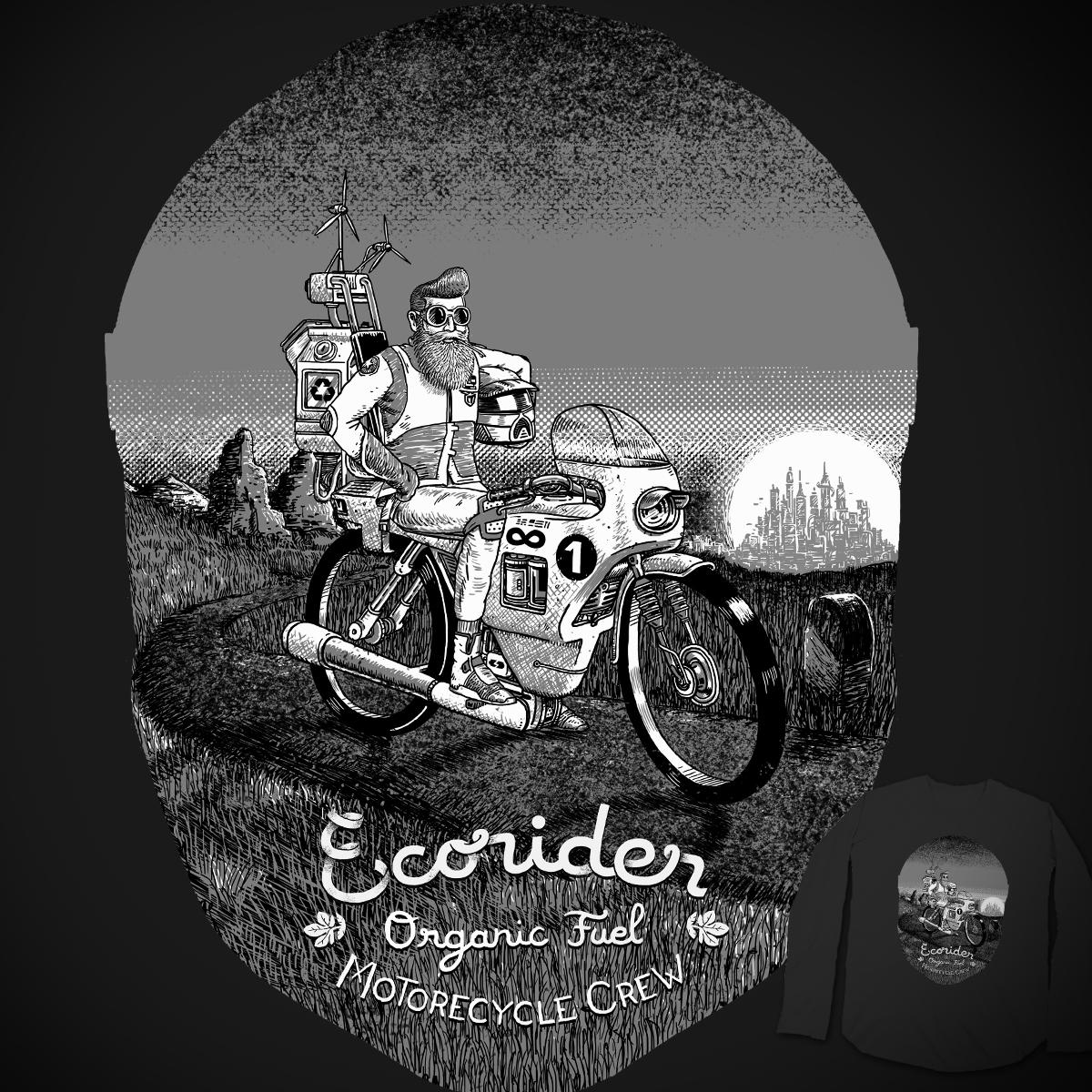 Ecorider by c-royal on Threadless