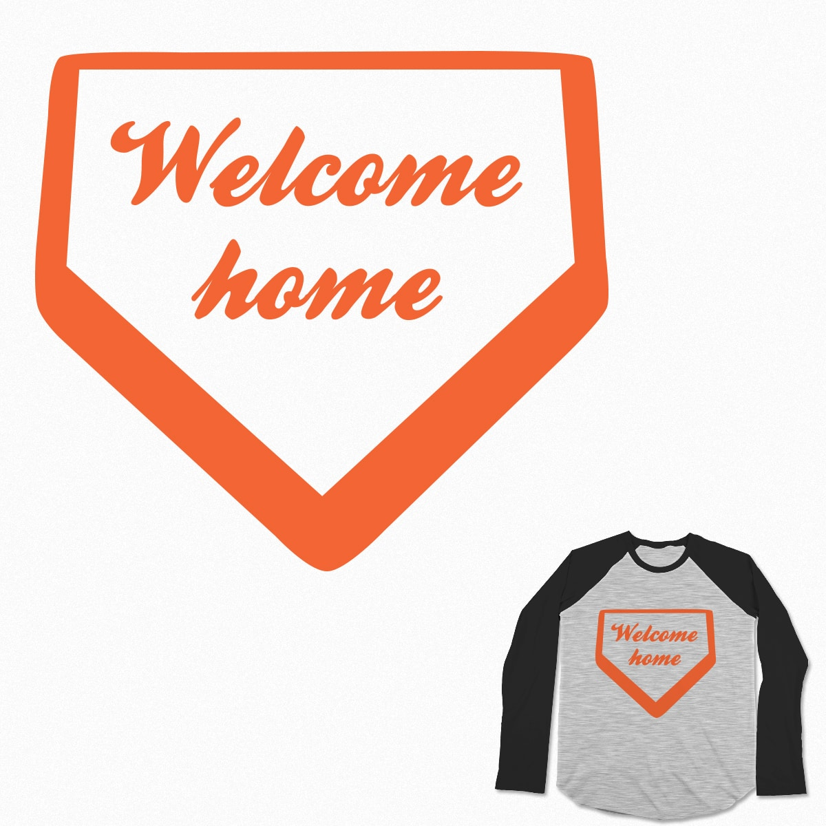 Home sweet home by mer.lara.7 on Threadless