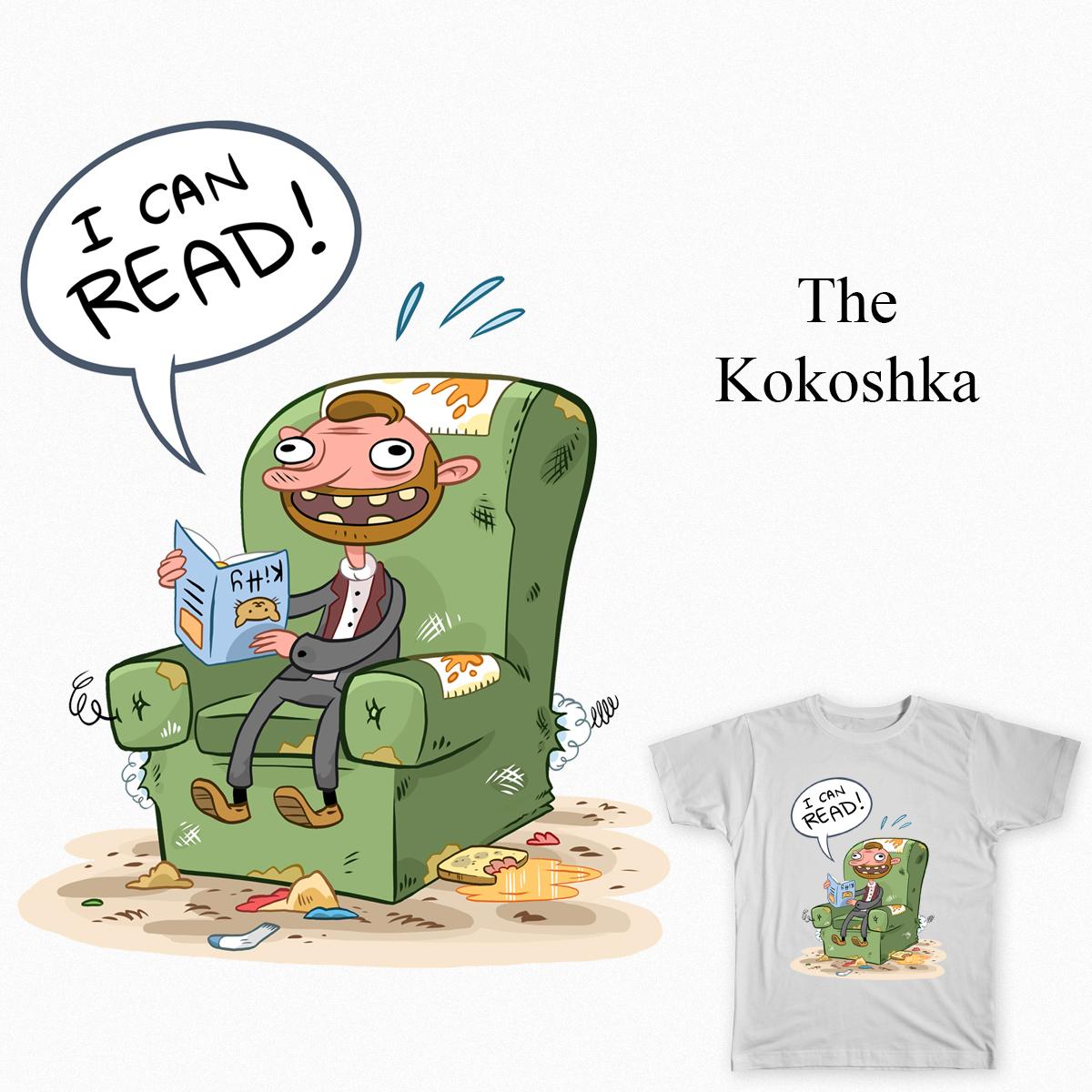 The Kokoshka  by matt.smigiel on Threadless